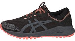ASICS Women's Alpine XT Running Shoe Black/Carbon/Begonia Pi