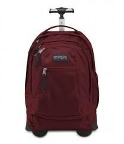 brand new driver 8 rolling backpack travel