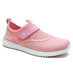DREAM PAIRS Women's C0210_W Pink Fashion Athletic Water Shoe
