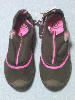C9 Champion Women's Black & Pink Lucille Water Shoes Size XL
