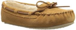 Minnetonka Womens Cally Slippers - Cinnamon
