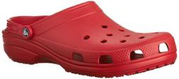 crocs Unisex Classic Clog, Pepper, 11 US Men / 13 US Women