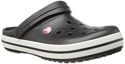 Crocs Crocband Men US 6 Black Clogs