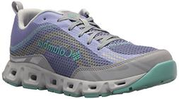 Columbia Women's Drainmaker IV Water Shoe, Fairytale, Aquari