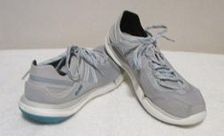 Teva Evo Womens Lace-Up Water Shoes 7.5 Lunar Rock MSRP$70