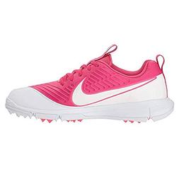 NIKE Explorer 2 Spikeless Golf Shoes 2018 Women Rush Pink/Wh