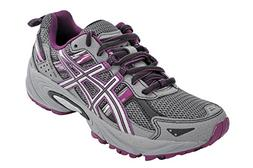 ASICS Women's Gel-Venture 5 Running Shoe  US, Frost Gray/Gra