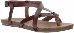 Blowfish Women's Granola Footbed Sandals  - 9.0 M