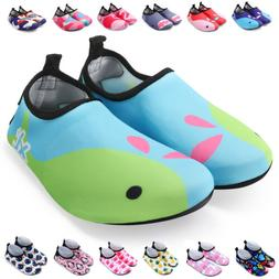 Kids Adults Skin Water Shoes Quick Dry Aqua Beach Socks Swim