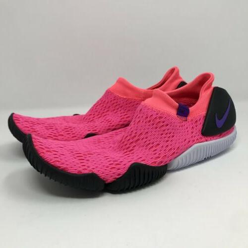 aqua sock 360 water shoes hot pink