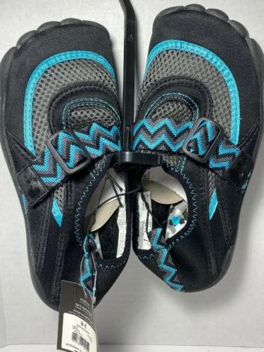 athletic shoes womens size 5 6 water