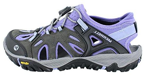 Merrell Women's All Out Blaze Sieve Water Shoe,Castle Rock,8