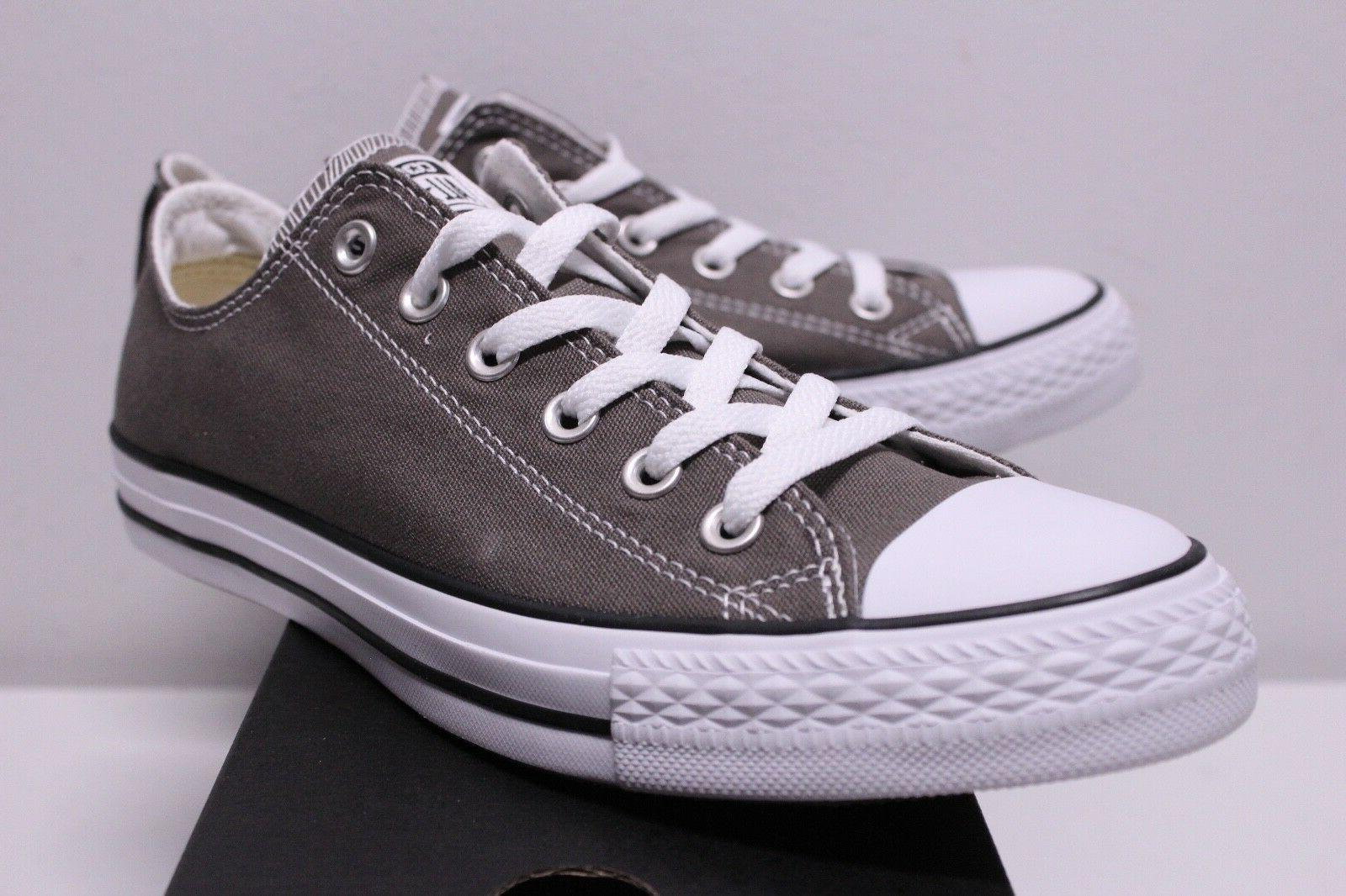 chuck taylor all star ox low charcoal