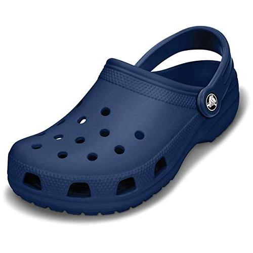 crocs Unisex Clog, Navy, US /