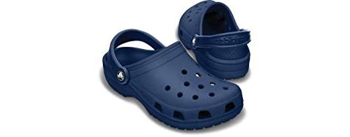 crocs Unisex Navy, / US