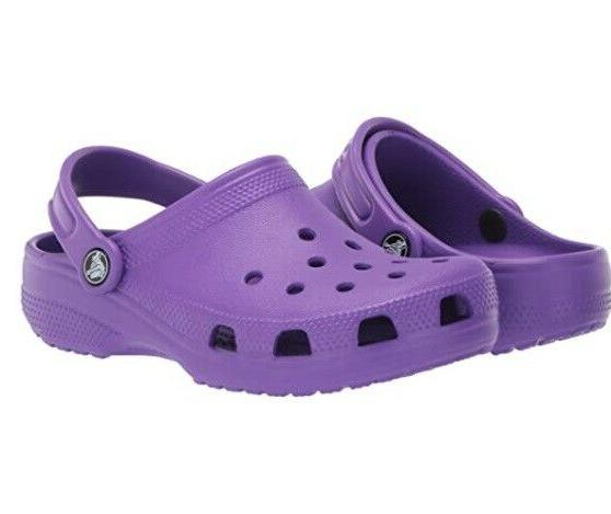 classic clog water shoes comfortable slip on