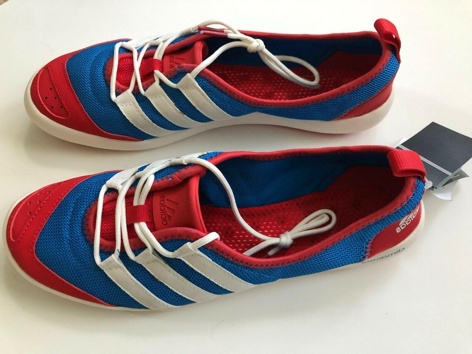 Adidas Climacool Water Shoes Red & Blue Women's 10
