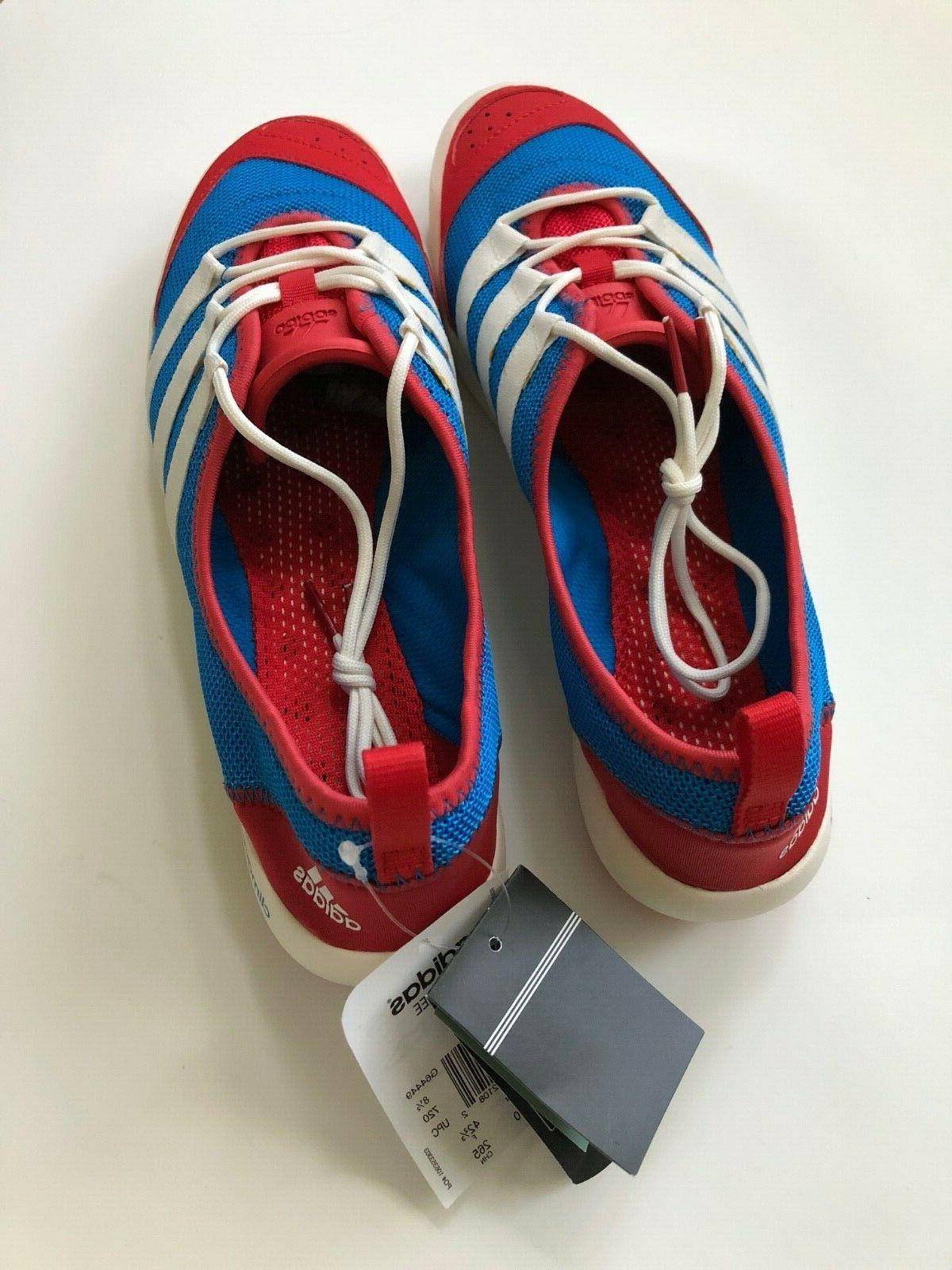 Adidas Climacool Boat Water & Size 10 US NEW