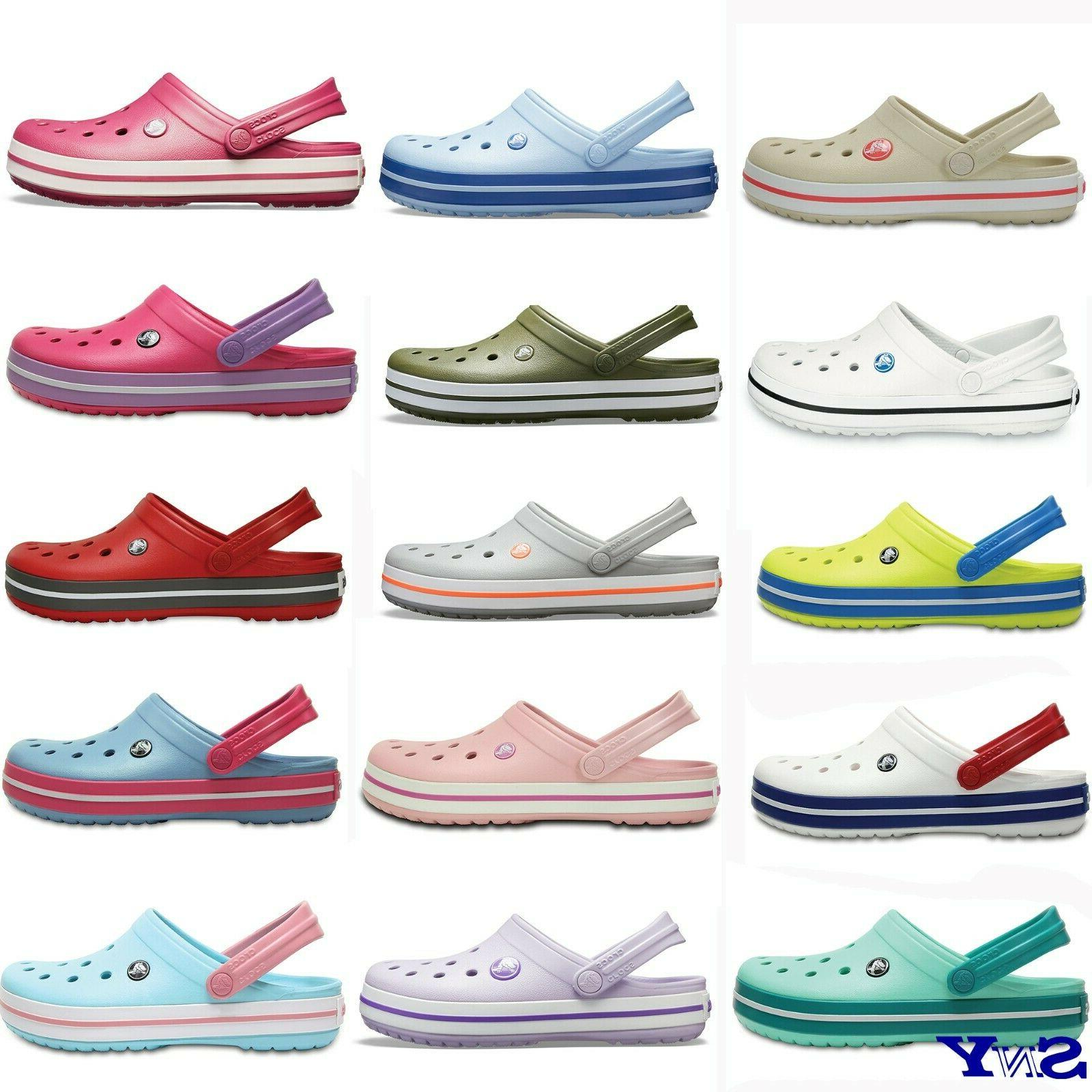 crocband classic comfort shoes water friendly women