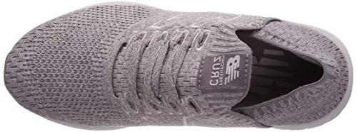 New Women's Sock V2 Foam Running Cashmere/Water 7.5 US