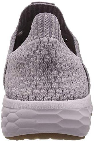 New Balance Cruz Sock Fit V2 Foam Running Shoe, Cashmere/Water Vapor, 7.5 US