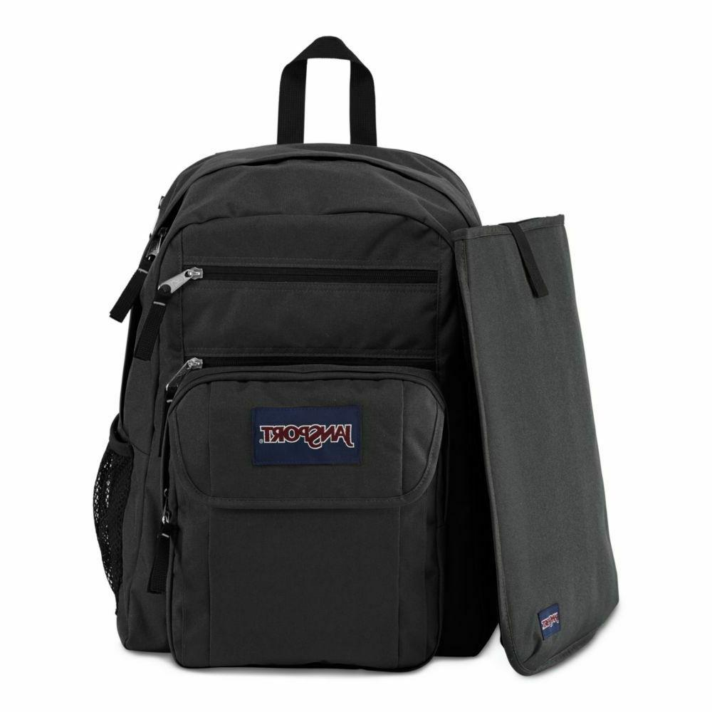 digital student laptop backpack black forge grey