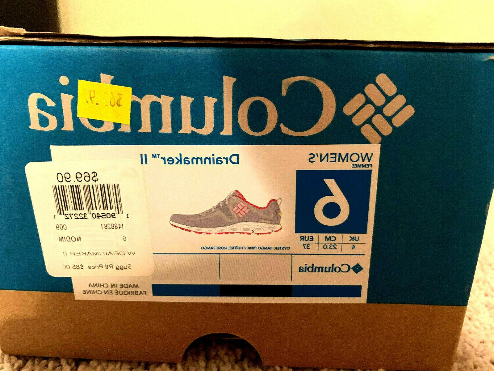 Columbia Drainmaker 2 Athletic Shoes 6