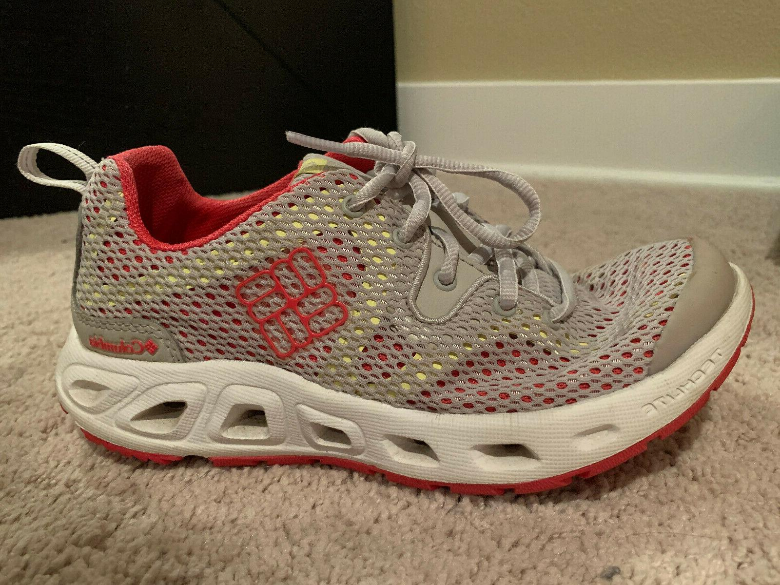 Columbia Drainmaker Womens Athletic Water Size 6