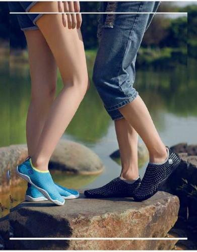 DREAM PAIRS Women's Water Shoes Casual Sneakers