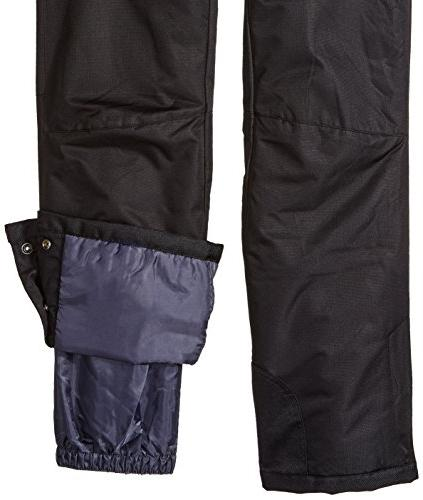 Arctix Insulated Snow Pant, Black,