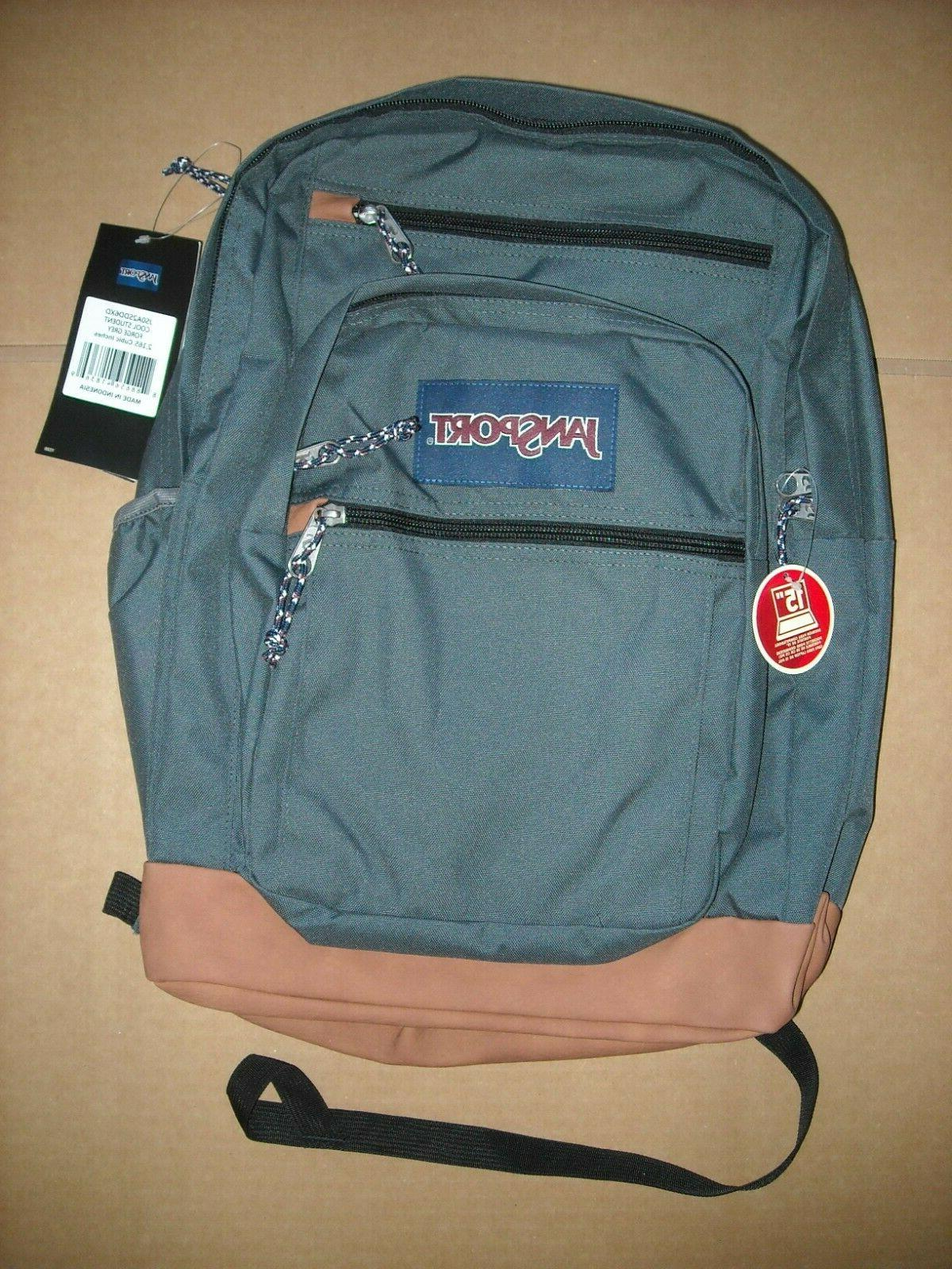 jansport mens classic mainstream cool student backpack forge