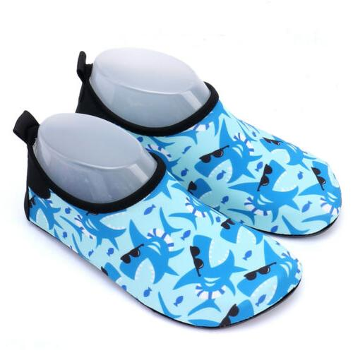 Kids Adults Skin Shoes Quick Dry Beach Diving Sports