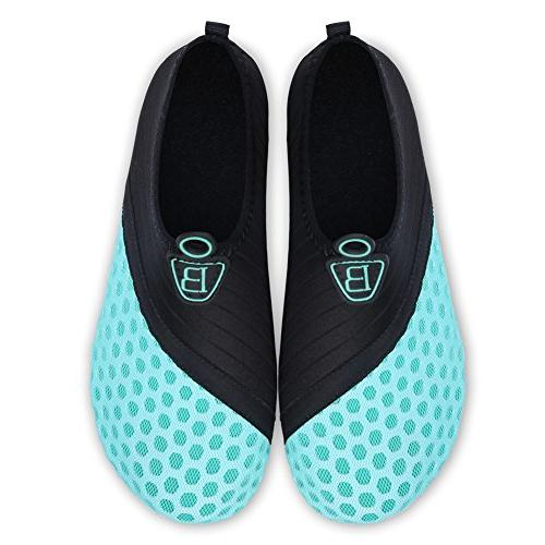 Barerun Barefoot Water Sport Beach Camp 6.5-7.5 US