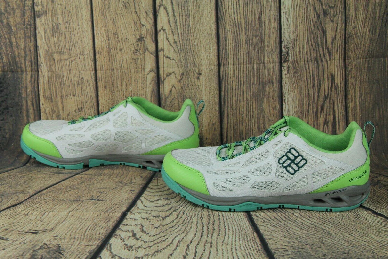 Columbia Megavent Fly Shoes Volt BL2676-100 Womens Size 8.5