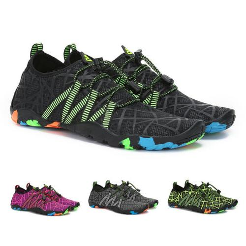 men women quick dry water shoes barefoot