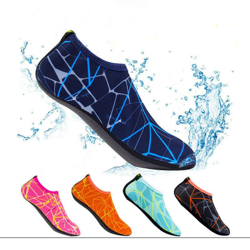 Men Skin Shoes Socks Pool Swim