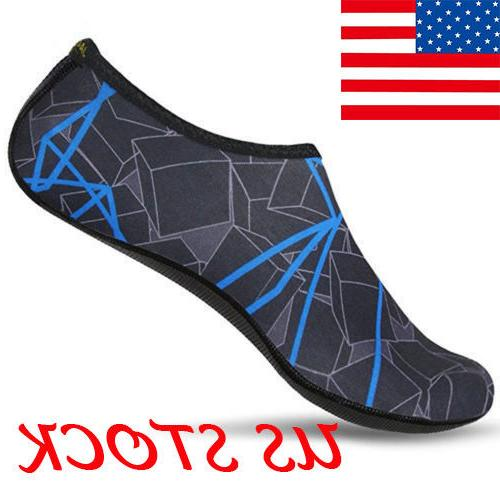 men women water sport skin shoes aqua