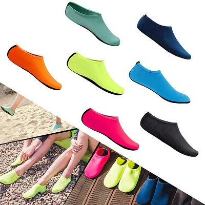 Mens Water Shoes Barefoot Beach Exercise