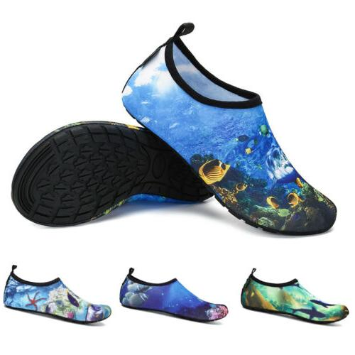 SAGUARO Skin Shoes Aqua Socks