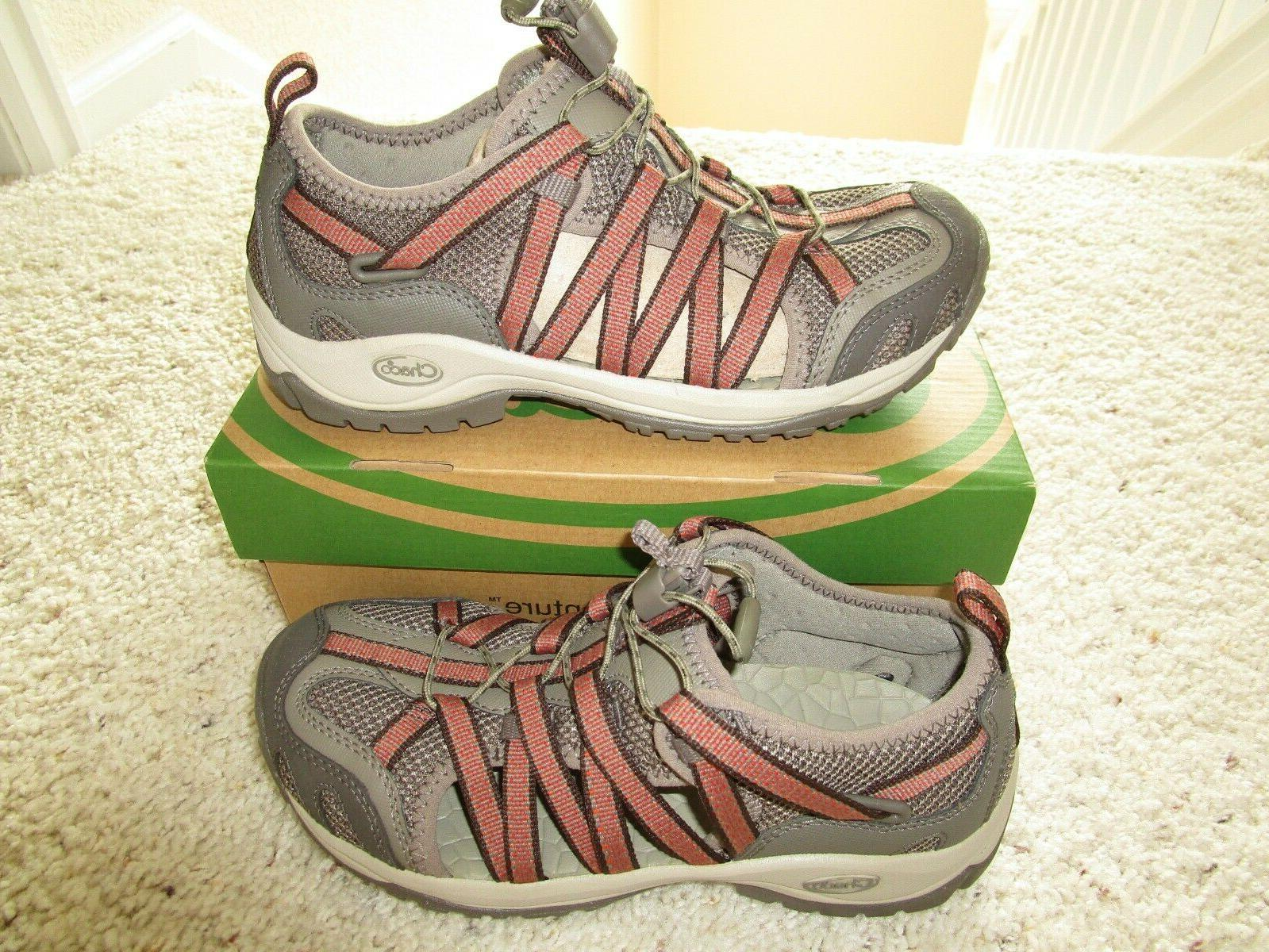 CHACO NEW OUTCROSS LACE HIKING SHOES