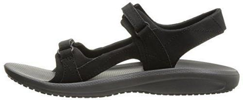 NEW Columbia Womens Sunlight Shoes 43 Black