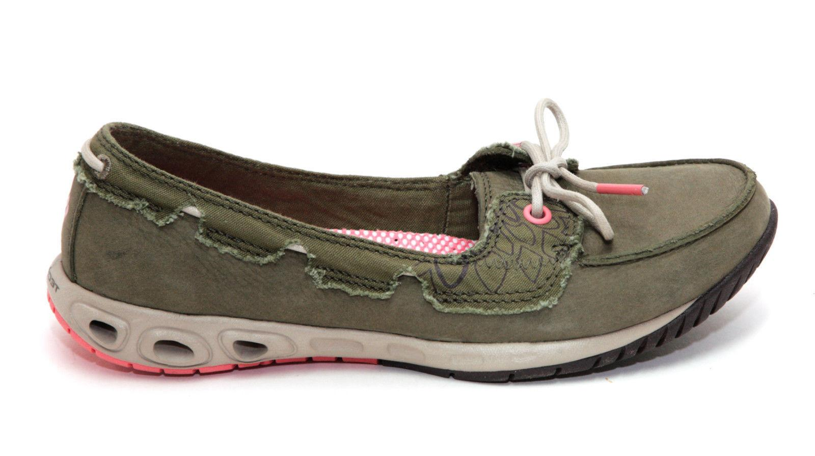 New Womens Athletic Boat Shoes