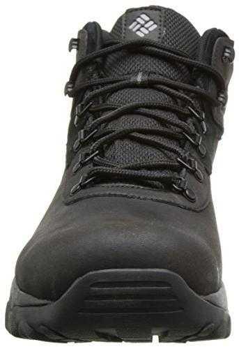 Columbia Plus II Hiking Boot, Black, 8.5 US