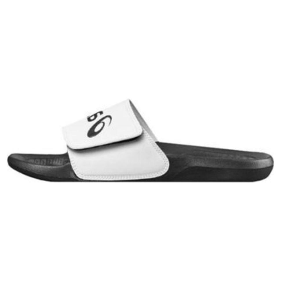 pantollette slippers men s and woman white