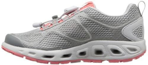 Columbia Women's Powervent Shoe,Oyster/Sea