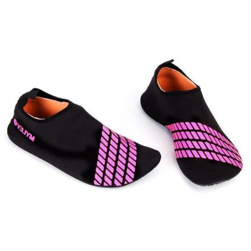 Soft Water Shoes Socks Sport Beach On