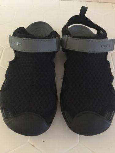 swiftwater iconic comfort mesh sandals wave water