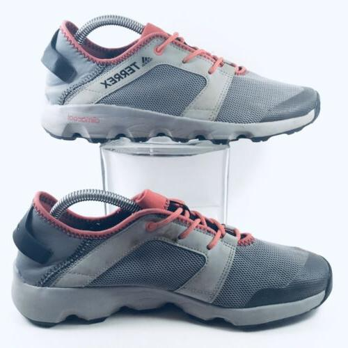 terrex climacool voyager water trail hiking shoes