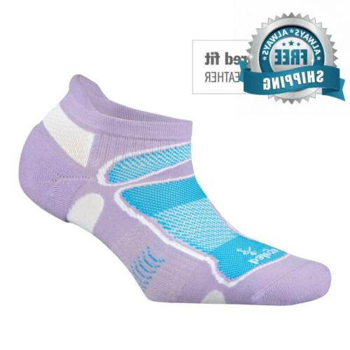 Balega Skin No Show Socks White/Berry