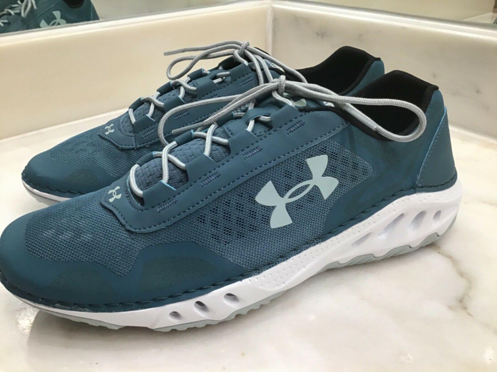 UNDER ARMOUR DRAINSTER FISHING Water SHOES *NO